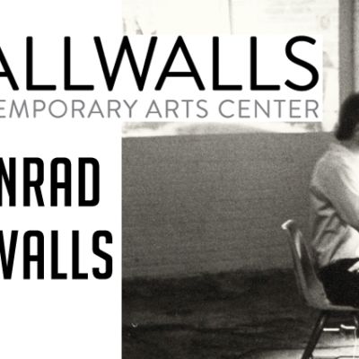 Tony Conrad at Hallwalls